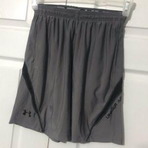 UA Under Armour Gray Shorts